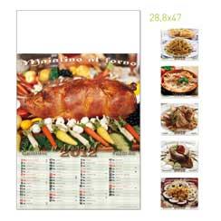 Calendari illustrati 2015 for Z cucina menu
