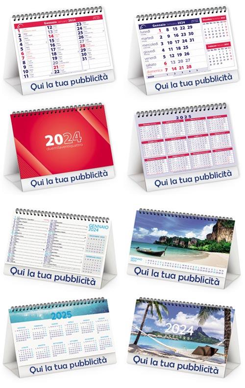 Calendario Tascabile 2020 Da Stampare.Calendari Personalizzati 2020 O Neutri Da Regalare Come